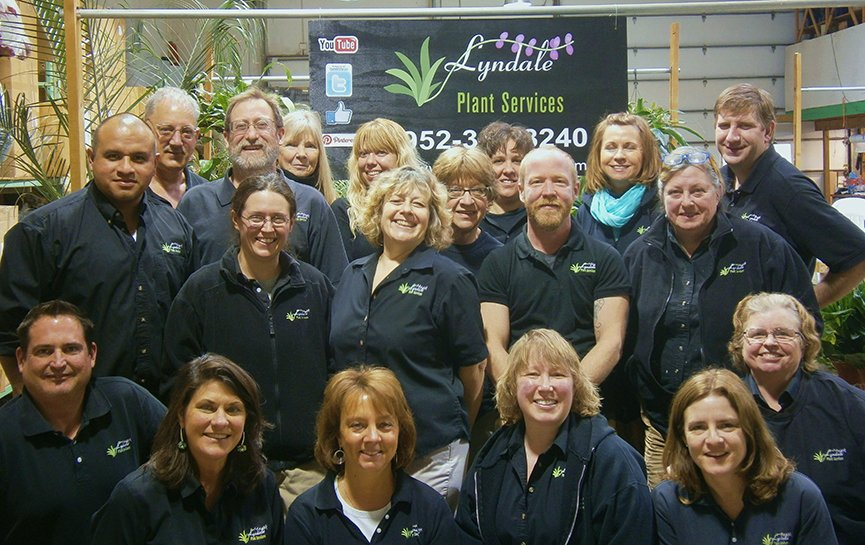 Lyndale Plant Services Team